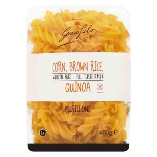 Garofalo Corn, Brown Rice, Quinoa Fusillone