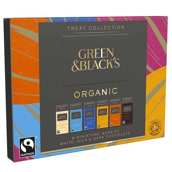 Green & Black's Organic Treat Collection