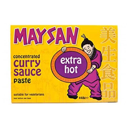 Maysan Concentrated Curry Sauce Paste – Extra Hot