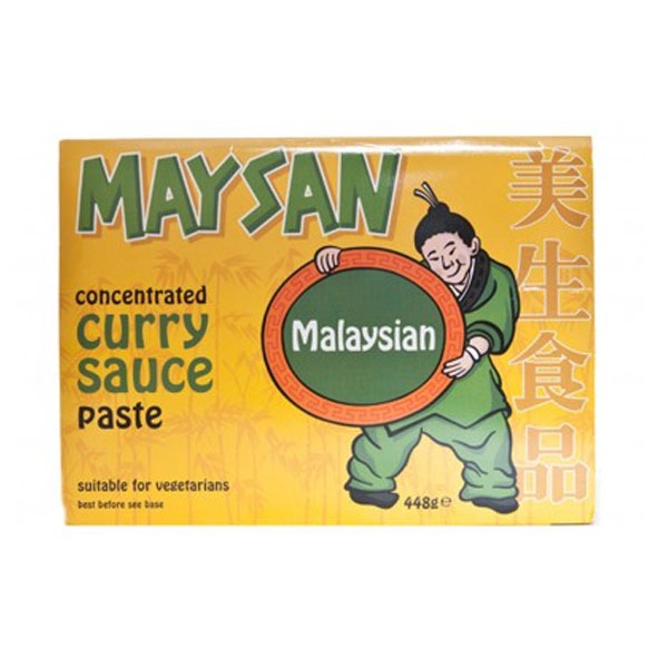 Maysan Concentrated Curry Sauce Paste - Malaysian