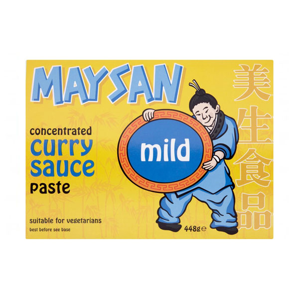 Maysan Concentrated Curry Sauce Paste -Mild