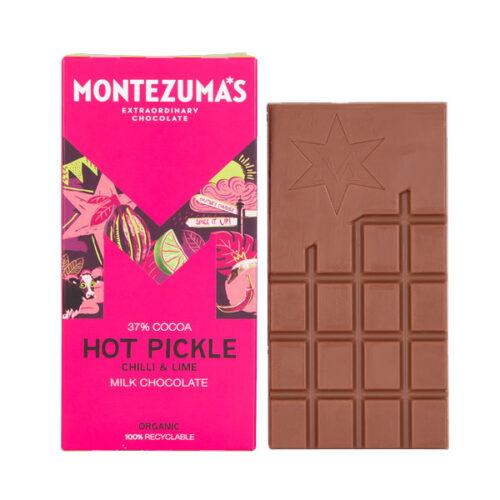 Montezuma's Hot Pickle