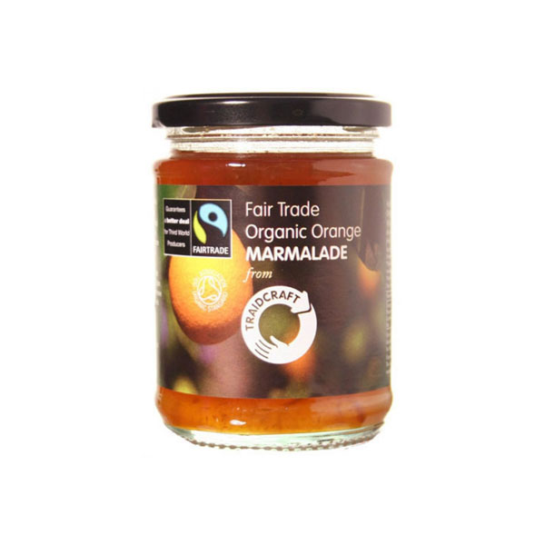Organic Orange Marmalade