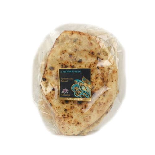 Previns Peshwari Naan Bread
