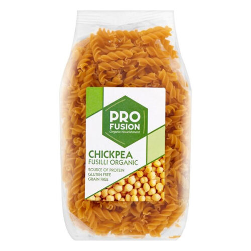Pro Fusion Chickpea Fusilli Organic