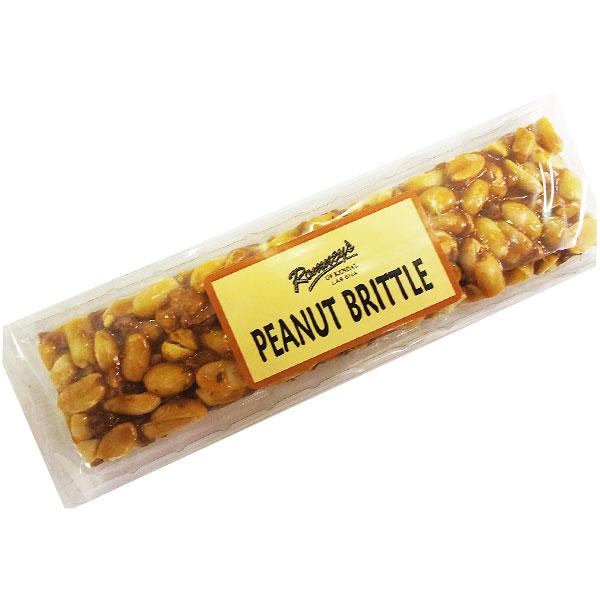 Romney's Peanut Brittle
