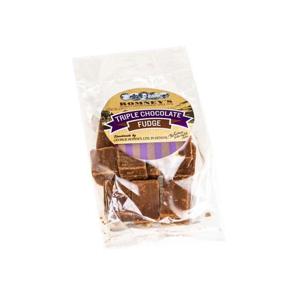 Romney's Triple Chocolate Fudge