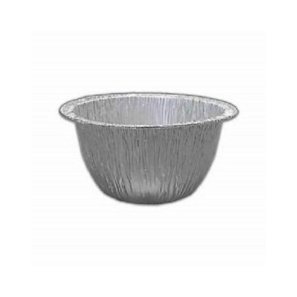 Round Foil Pudding Basin 1lb