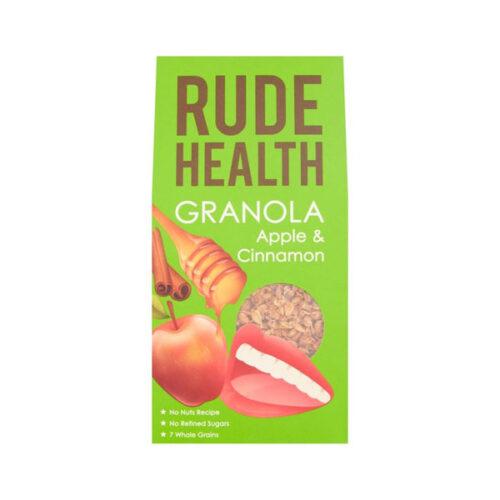 Rude Health Apple & Cinnamon Granola