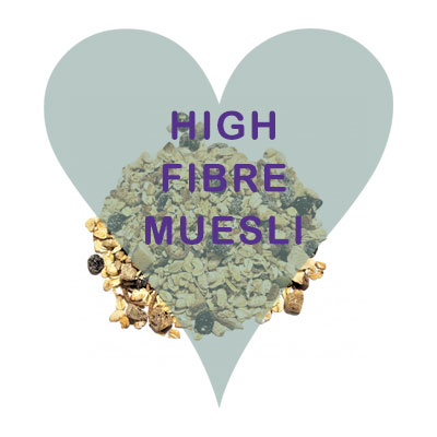 Scoops High Fibre Muesli