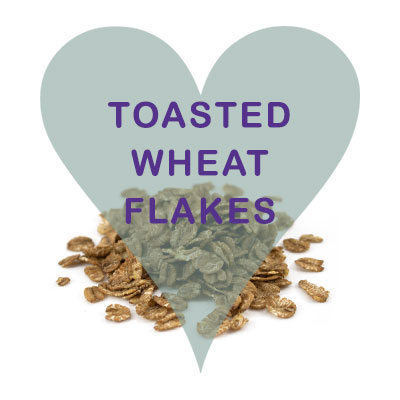 Toasted Wheat Flakes