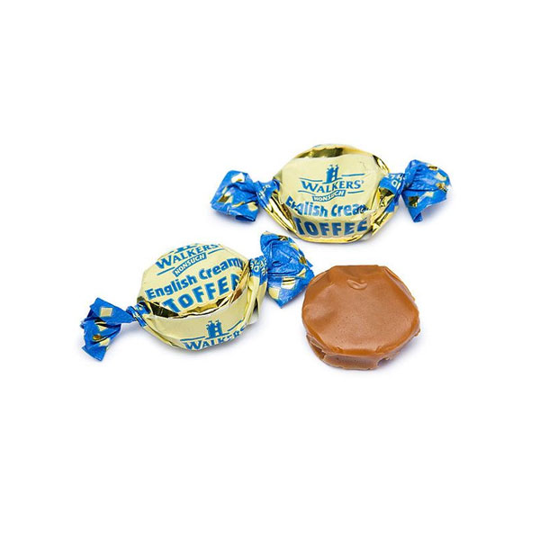Walkers English Creamy Toffee