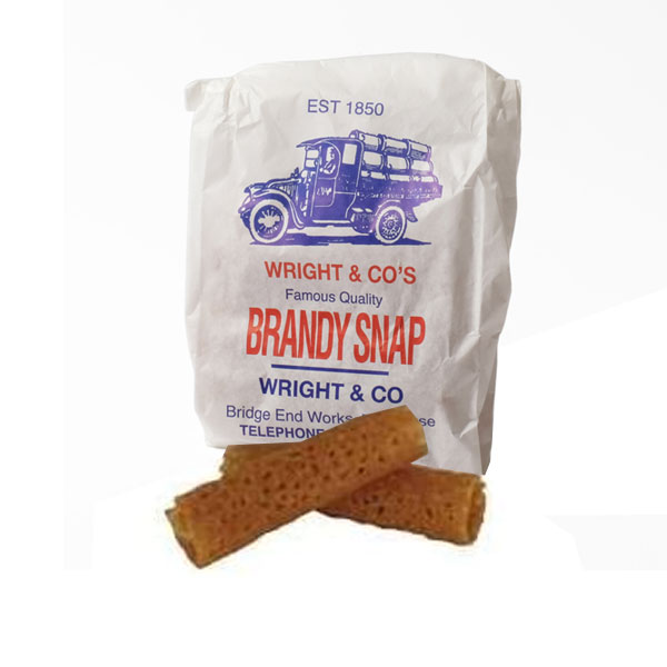 Wright & Co. Brandy Snaps