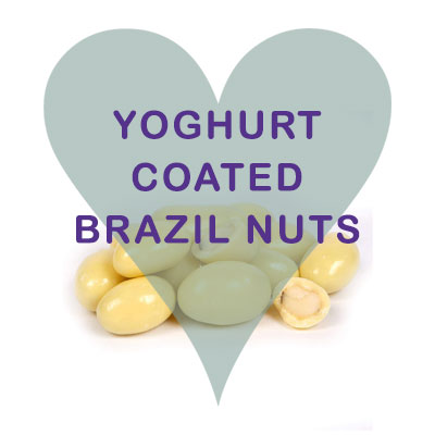 Yoghurt Coated Brazils