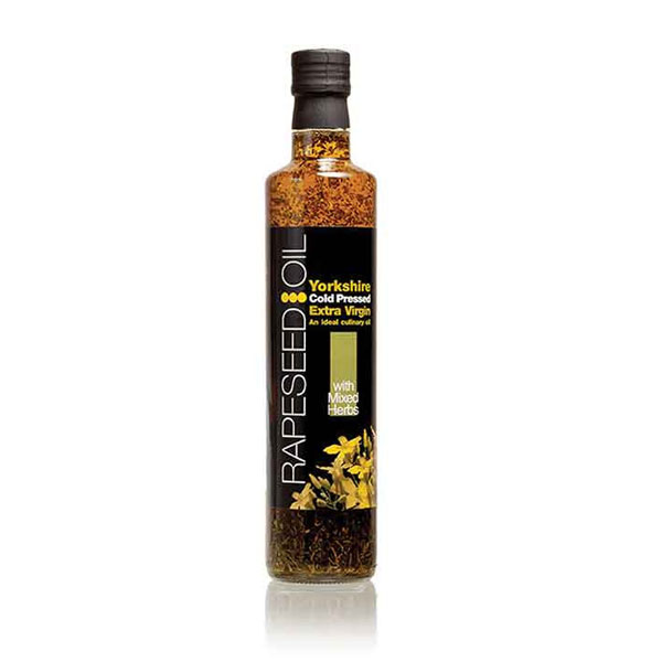 Yorkshire Rapeseed Oil With Mixed Herbs