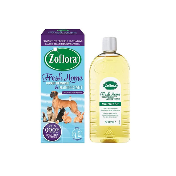 Zoflora Fresh Home Odour Remover & Disinfectant