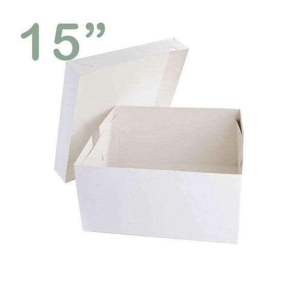 "Cake Box 15"""