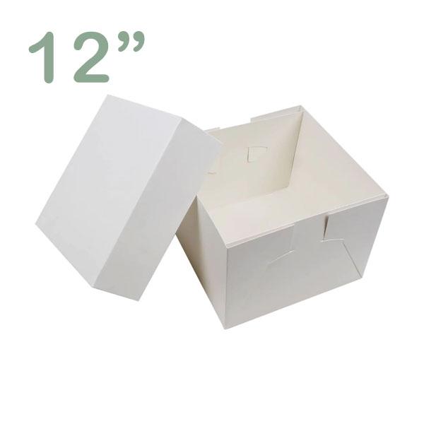 "Tall Cake Box 12"""