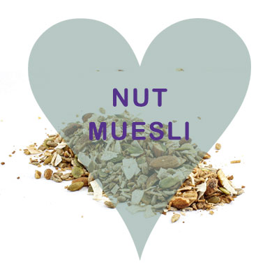 Scoops Nut Muesli