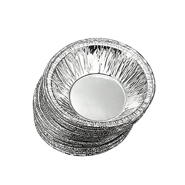 Round Tartlet Fluted Cases - Shallow