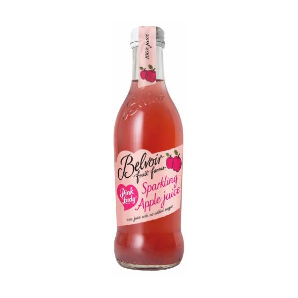 Belvoir Sparkling Apple Juice