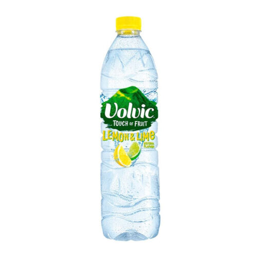 Volvic Touch of Fruit Lemon & Lime