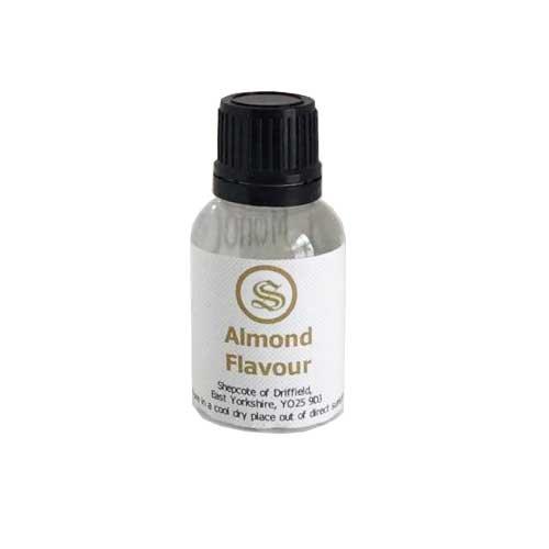 Shepcote Almond Flavour